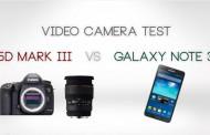 Videoshootout: Samsung Galaxy Note 3 vs. Canon 5D Mark III