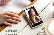 Oppo N1 Mini mit 24 Megapixel UHD 4k Kamera