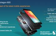 Qualcomm: Snapdragon 805 für flüssige 4K-Aufnahme und UHD-Wiedergabe
