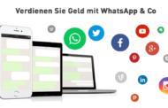 whatsappcash - das brandneue Mobile Advertising System